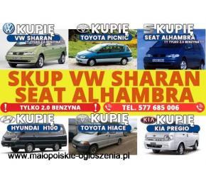 SKUP VW SHARAN KUPIĘ SHARANA SKUP ALHAMBRA 2.0 B i B/G I INNE